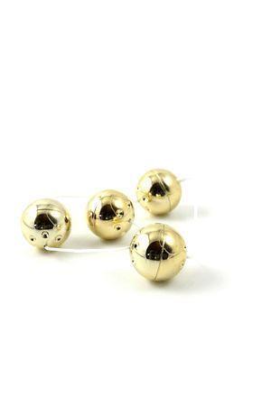 Palline Gold Vibro Balls con Sfere Interne 3,2cm