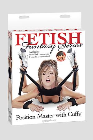 BDSM Imbragatura Position Naster