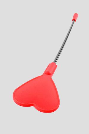 Frustino Rigido Heart Rosso