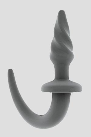 Plug Anale SONO 10 Grigio Antracite 10cm