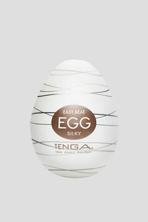 Masturbatore TENGA Egg Silky