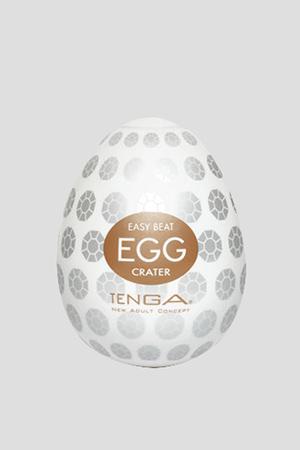 Masturbatore TENGA Egg Crater
