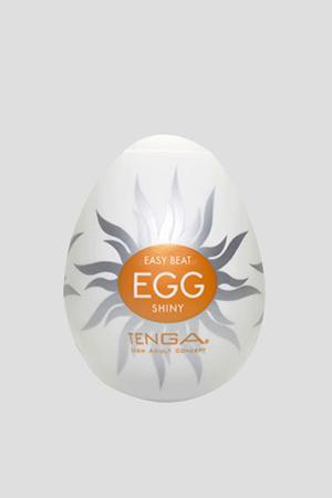 Masturbatore TENGA Egg Shiny