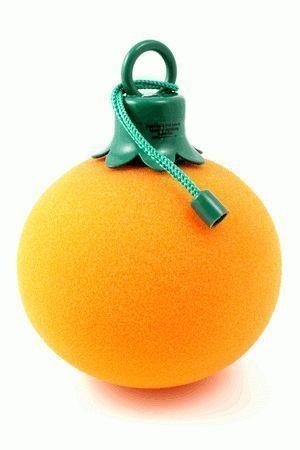 Spugna Vibrante Arancio