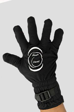 Guanto Vibrante Magic Hand per Massaggi