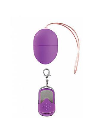 Ovulo Wireless 10 Modalità di Vibrazione Small Viola