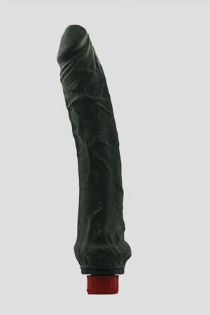 Vibratore Realistico Arnold 25cm Nero