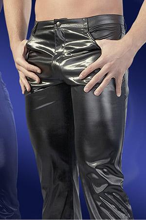 Pantalone Hose Trousers Modellante Nero 2