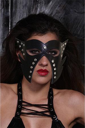 BDSM Maschera Butterfly Nera