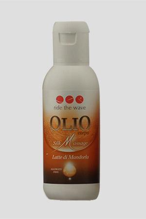 Olio per Massaggi Ride The Wave al Latte di Mandorla 100ml